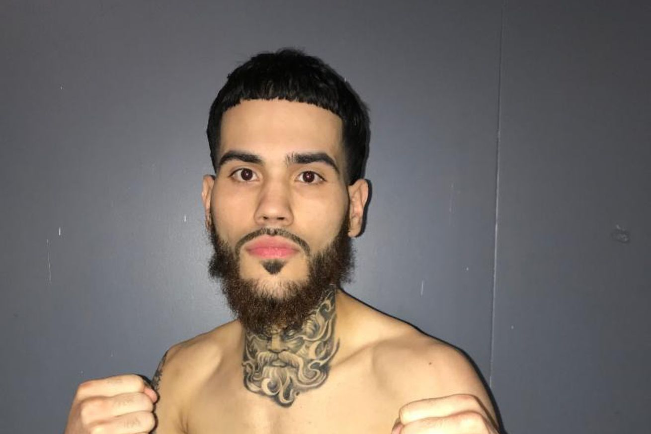 image 1 1.0 - Prospect Joshafat Ortiz signs with DiBella