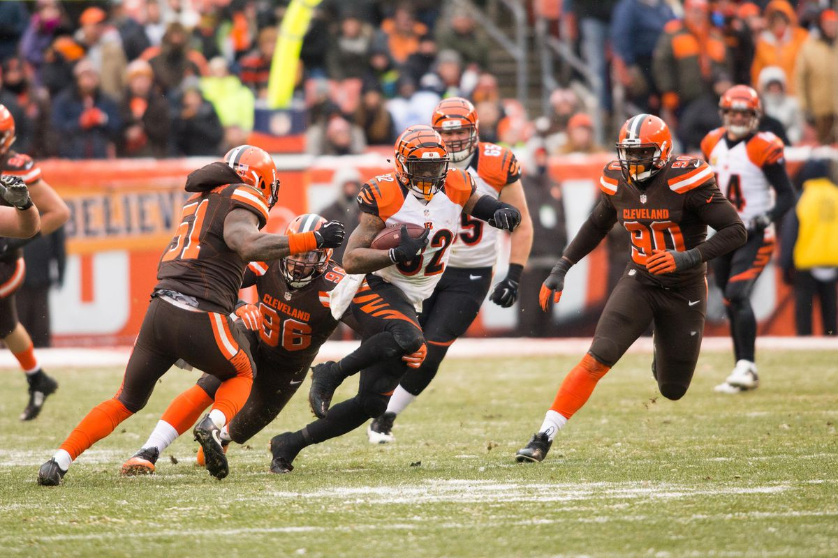 c9b4adcc Bengals 2017 Schedule Preview: Week 4, Cleveland Browns - Cincy Jungle