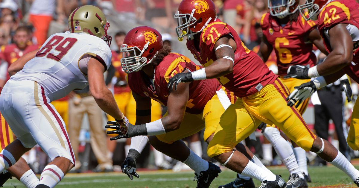 2014 Boston College Football: #9/#10 USC Game Thread (8:00 ...
