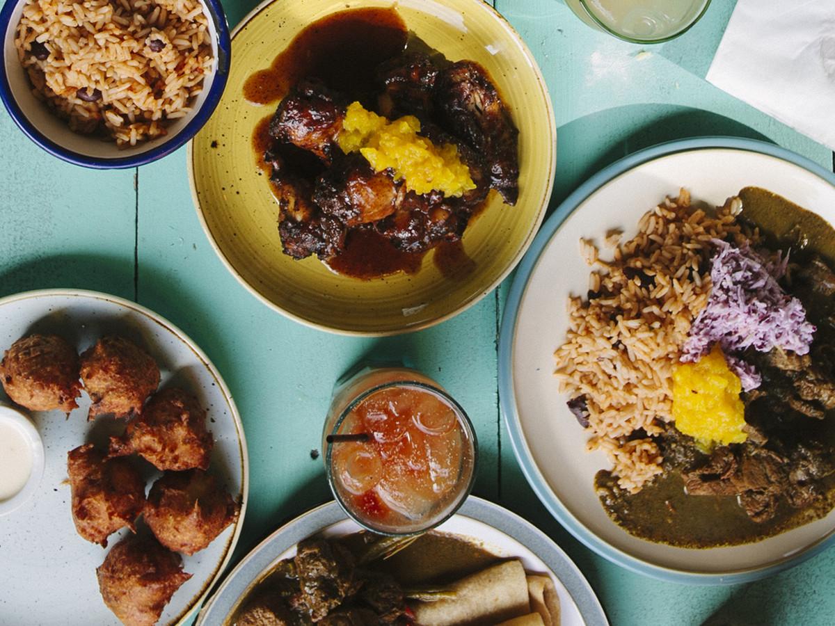 Best Caribbean restaurants in London: Fish, Wings and Tings
