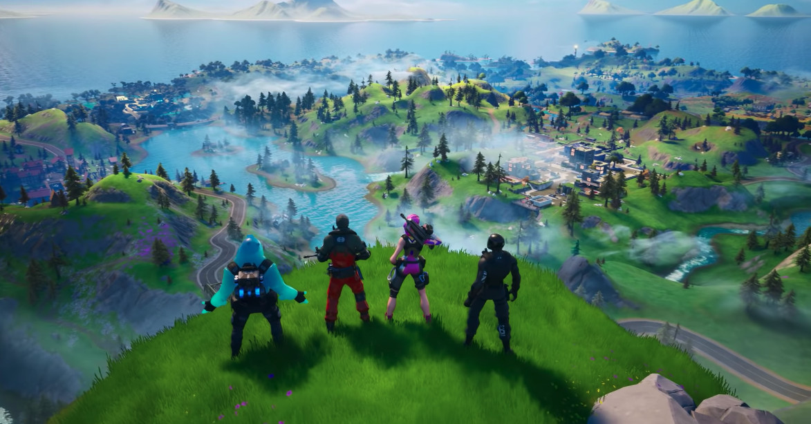 Fortnite Adds Local Split Screen On The Xbox One And