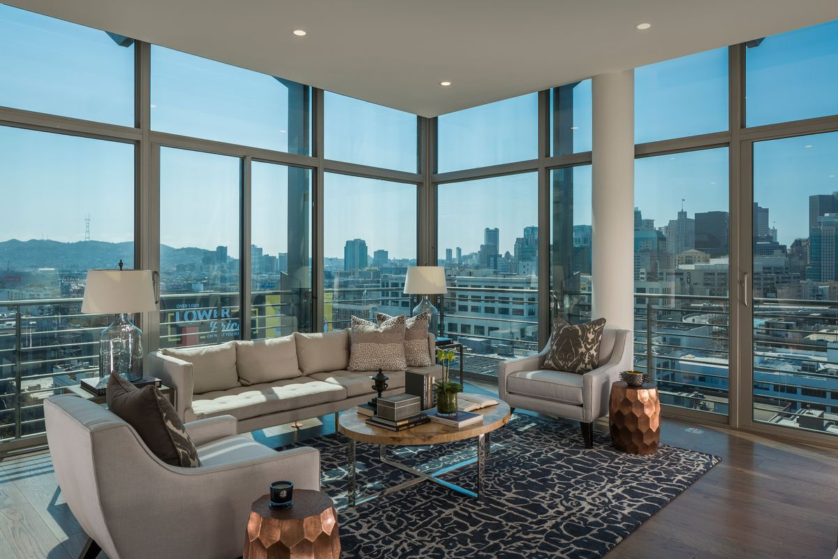 Brannan Towers penthouse asks $3.5 million - Curbed SF