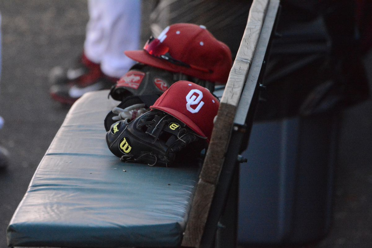 Gallery Photo: Oklahoma Sooners Baseball   CCM's Game Day Gallery