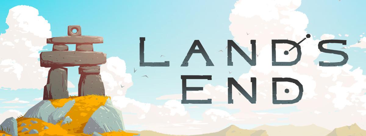 land's end logo