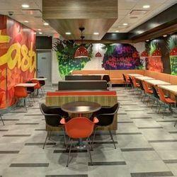 The second floor of Metro McDonald's. Courtesy photo.