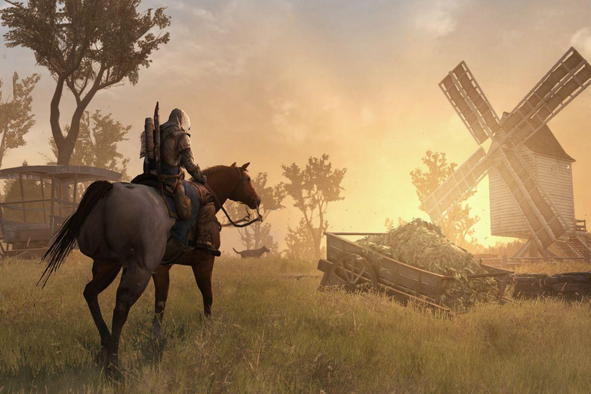 <em>Assassin's Creed 3</em>