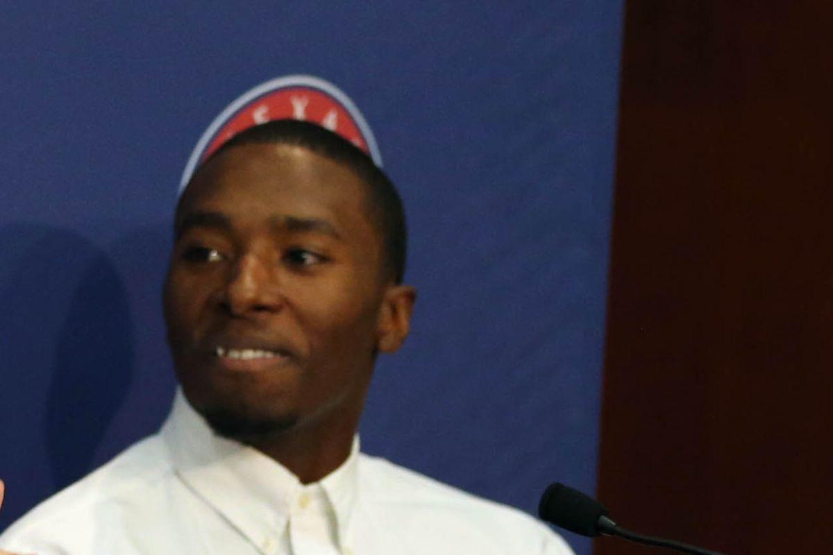 Texas Rangers' Travis Demeritte had a stand out Rookie ball season