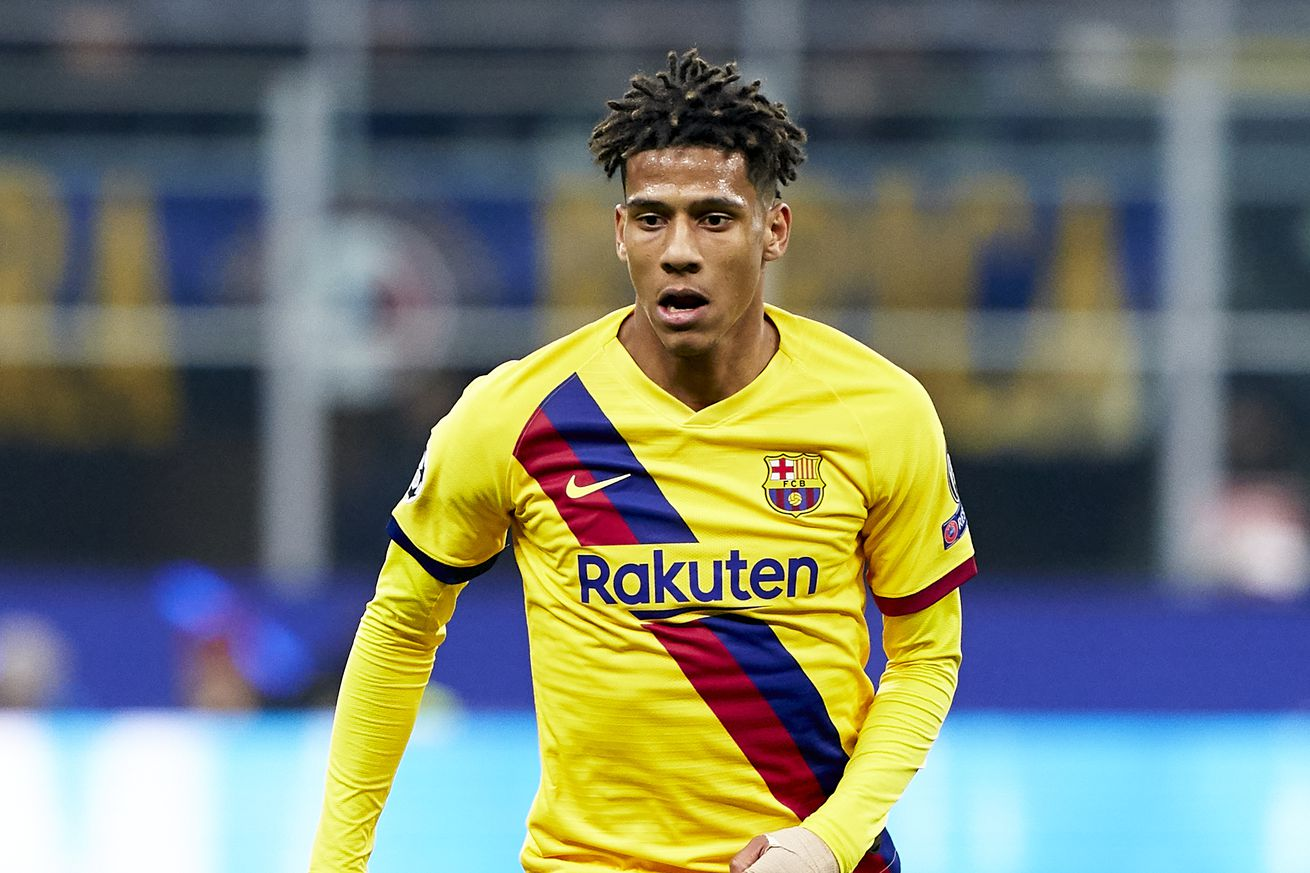 """Jean-Clair Todibo had a great outing vs. Inter Milan. Will he stay at Barcelona"""""""