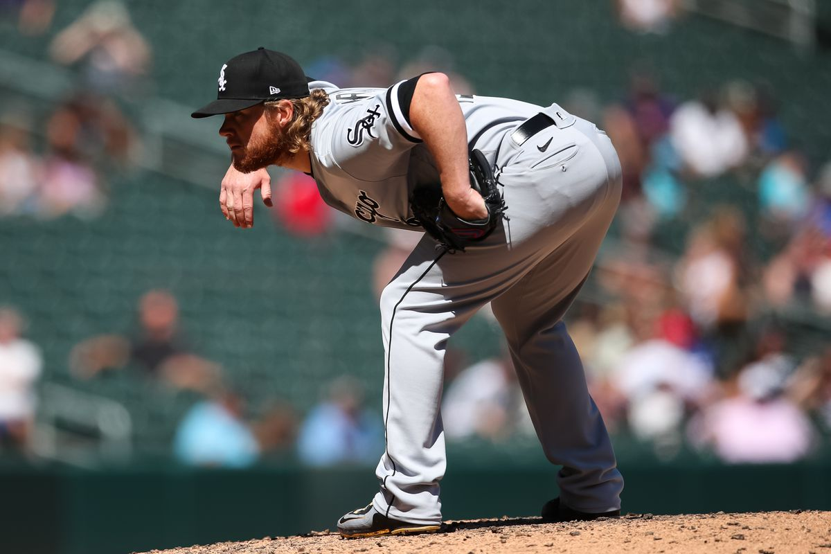 Craig Kimbrel's future is one of many questions the White Sox will have to answer for the 2022 season.