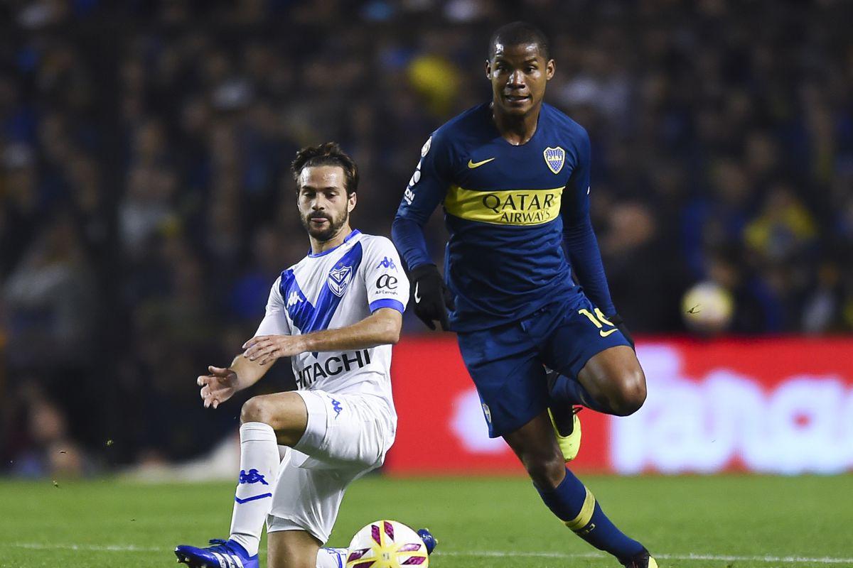 Boca Juniors v Velez - Superliga 2018/19