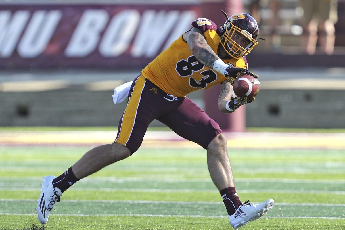 best service fbff8 05627 Minnesota Vikings select Tyler Conklin in the 2018 NFL Draft ...