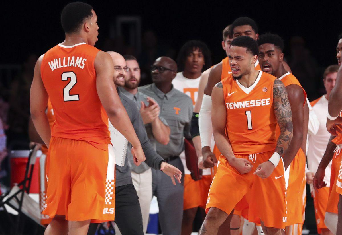 NCAA Basketball: Battle 4 Atlantis-Purdue vs Tennessee