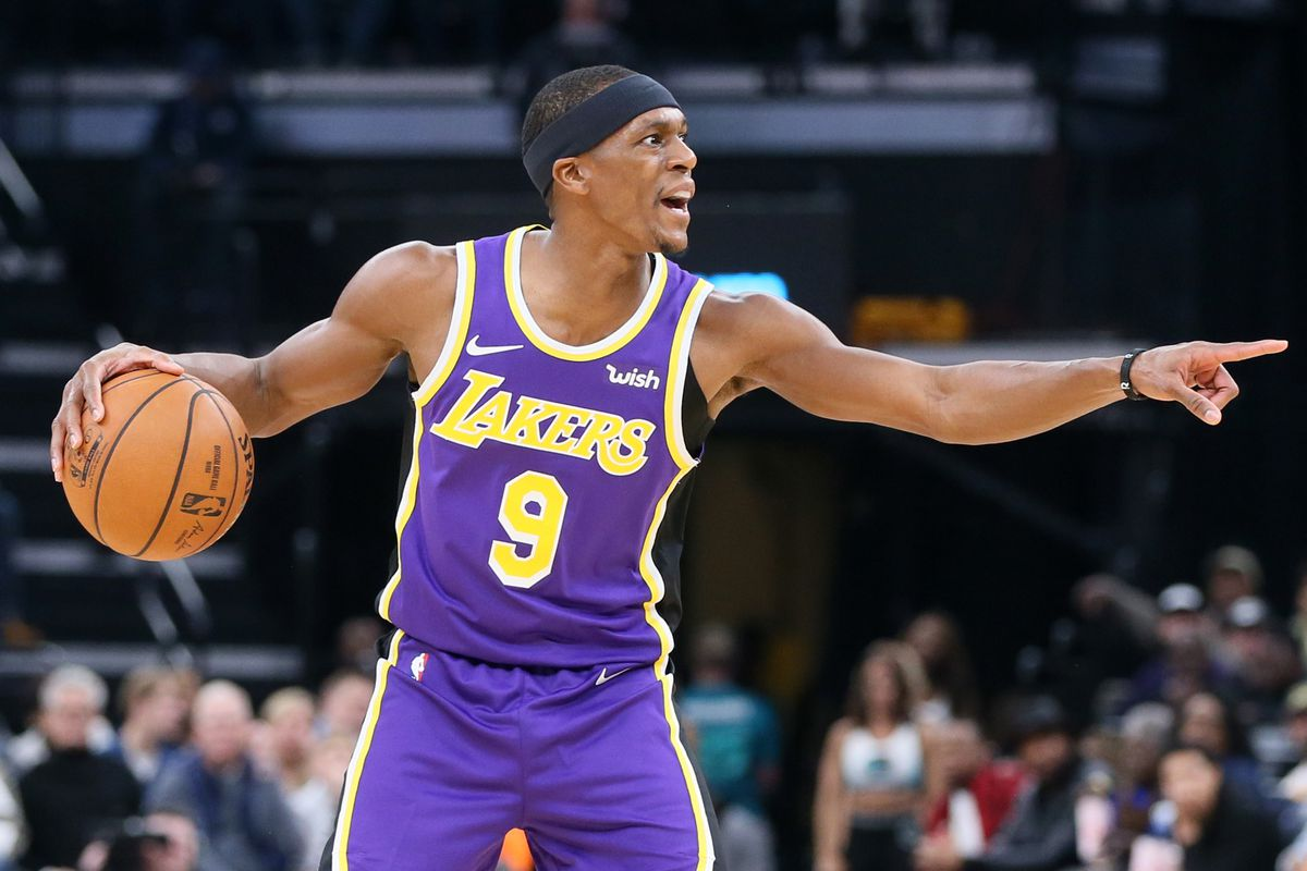 Rajon Rondo injury: Lakers guard ruled out for Sunday's game vs ...