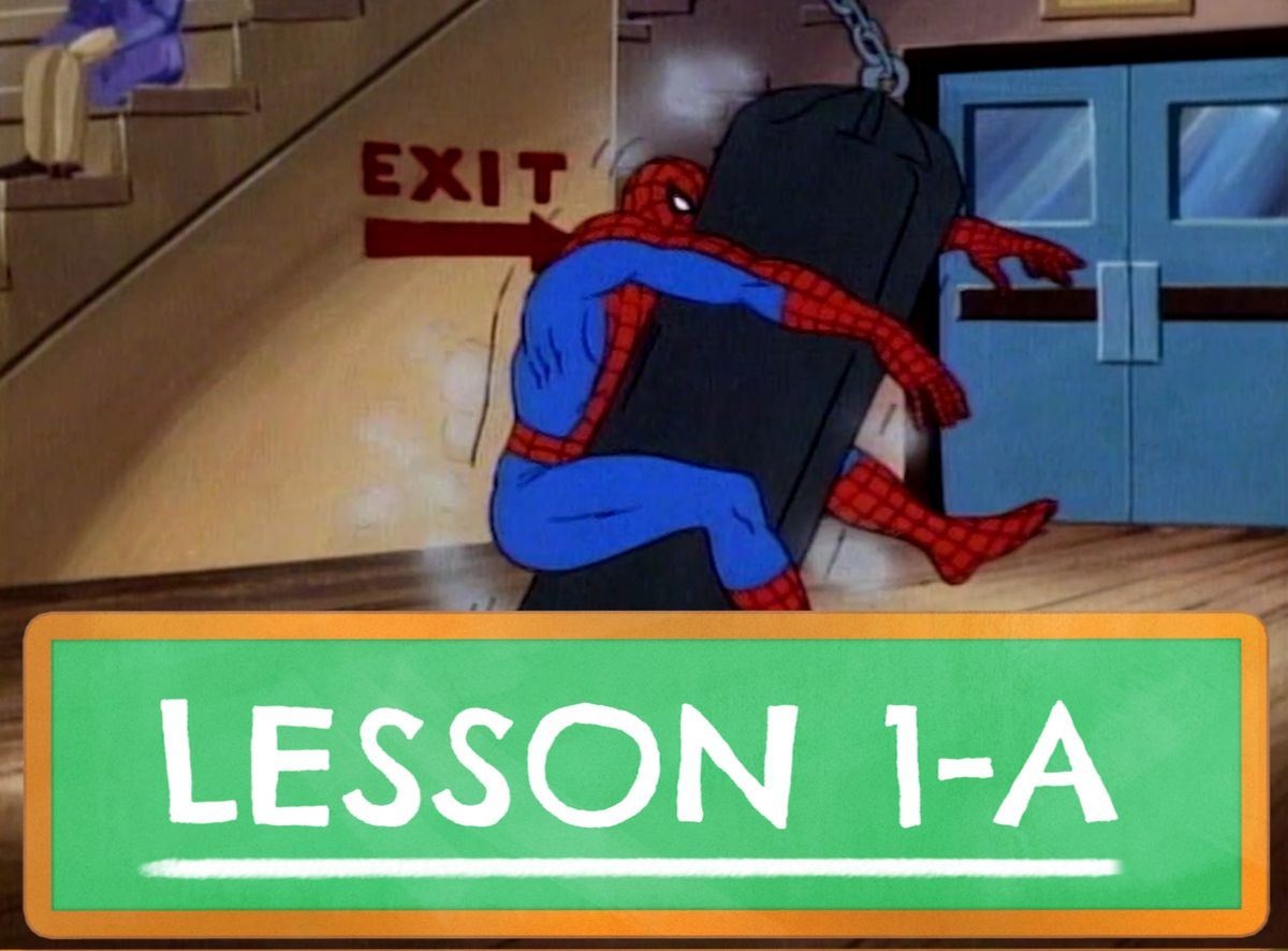 Cartoons Make You Smarter: Spider-Man And His Amazing Friends