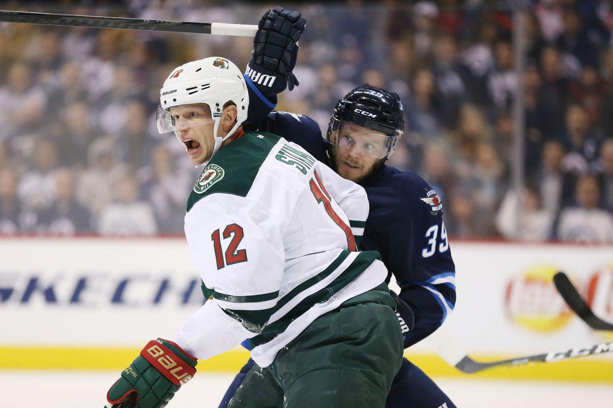 NHL: Minnesota Wild at Winnipeg Jets