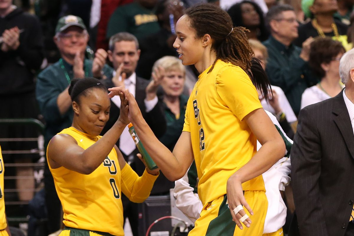 a8b1630ff909 2013 NCAA Women s Tournament  The Baylor Lady Bears are the  1 Overall Seed!