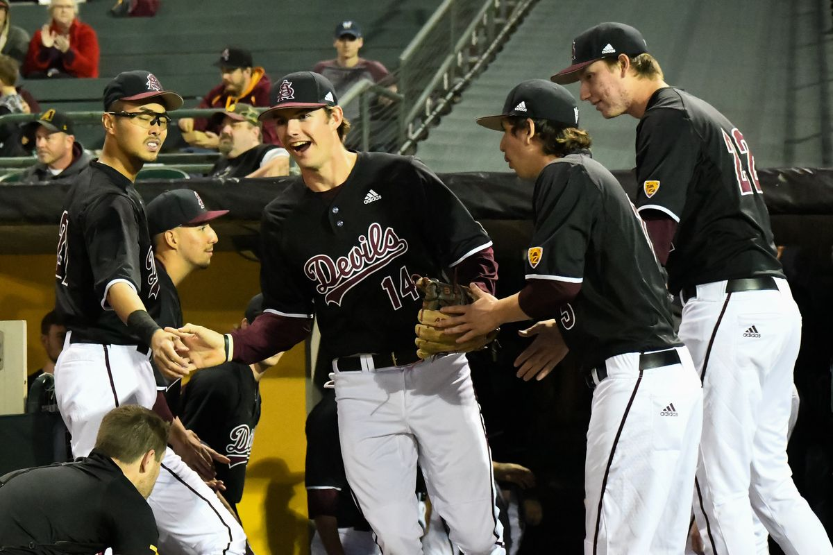 Ucla Calendar.Asu Baseball Devils Ready For Test Against No 1 Ucla As Calendar