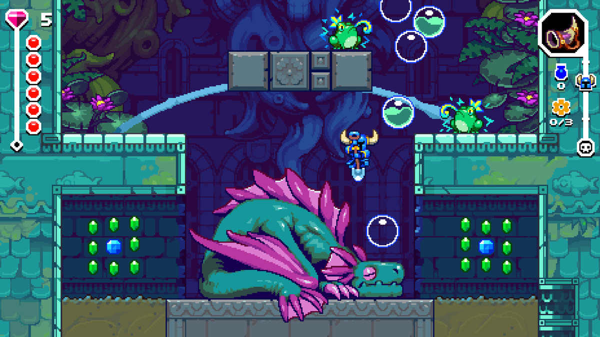 New Shovel Knight game has strong Spelunky and SteamWorld Dig ...