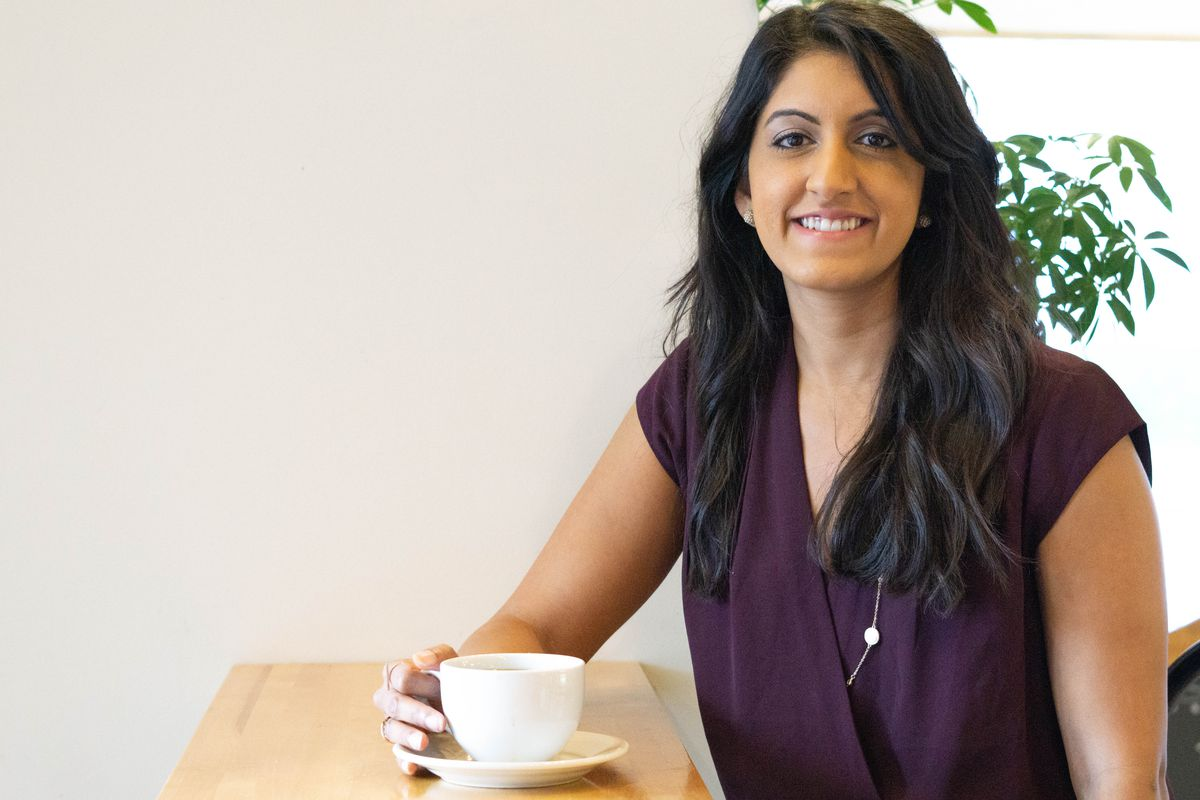 Nazia Khan is the new director of coffee and counter service at Neighborhood Restaurant Group