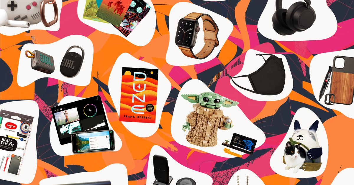 The Verge Holiday Gift Guide 2020