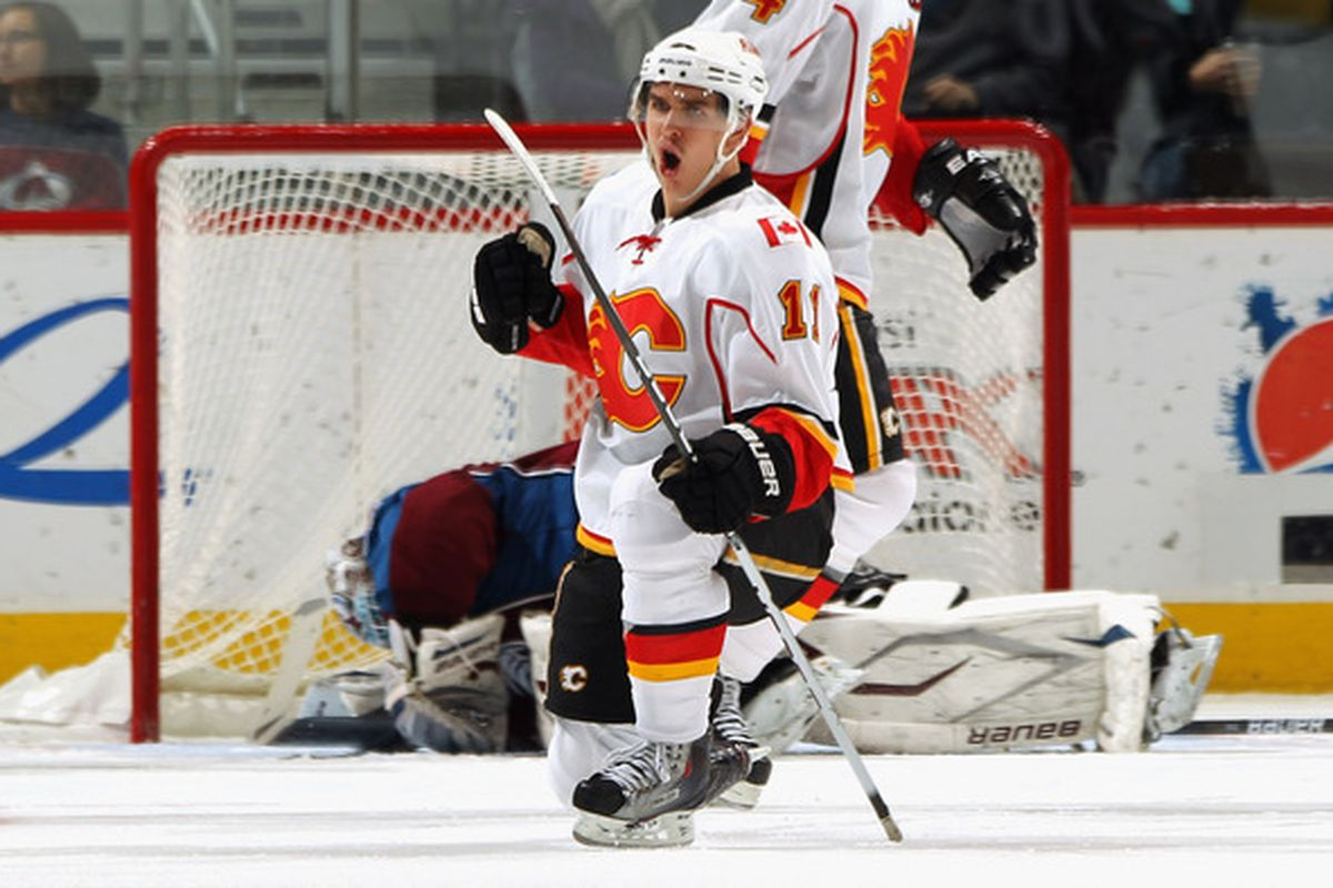 """c'mon Brent - just play me and next time I'll celebrate with """"The Teemu"""""""