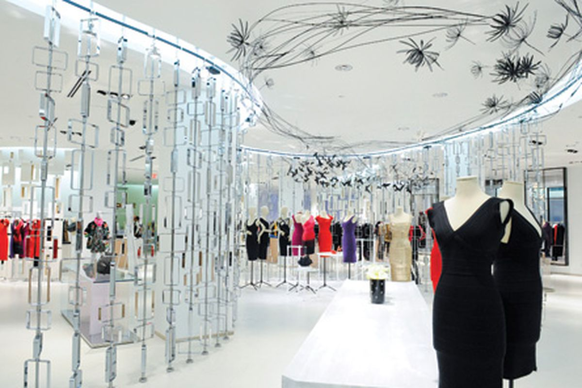 """The Room at Hudson Bay's Torono location, via <a href=""""http://www.retail-insider.com/2013/03/hudsons-bays-room-coming-to-montreal_19.html"""">Retail Insider</a>"""