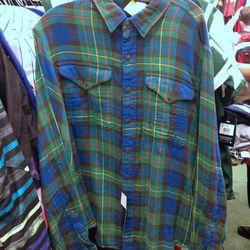Polo Button Up $44.96