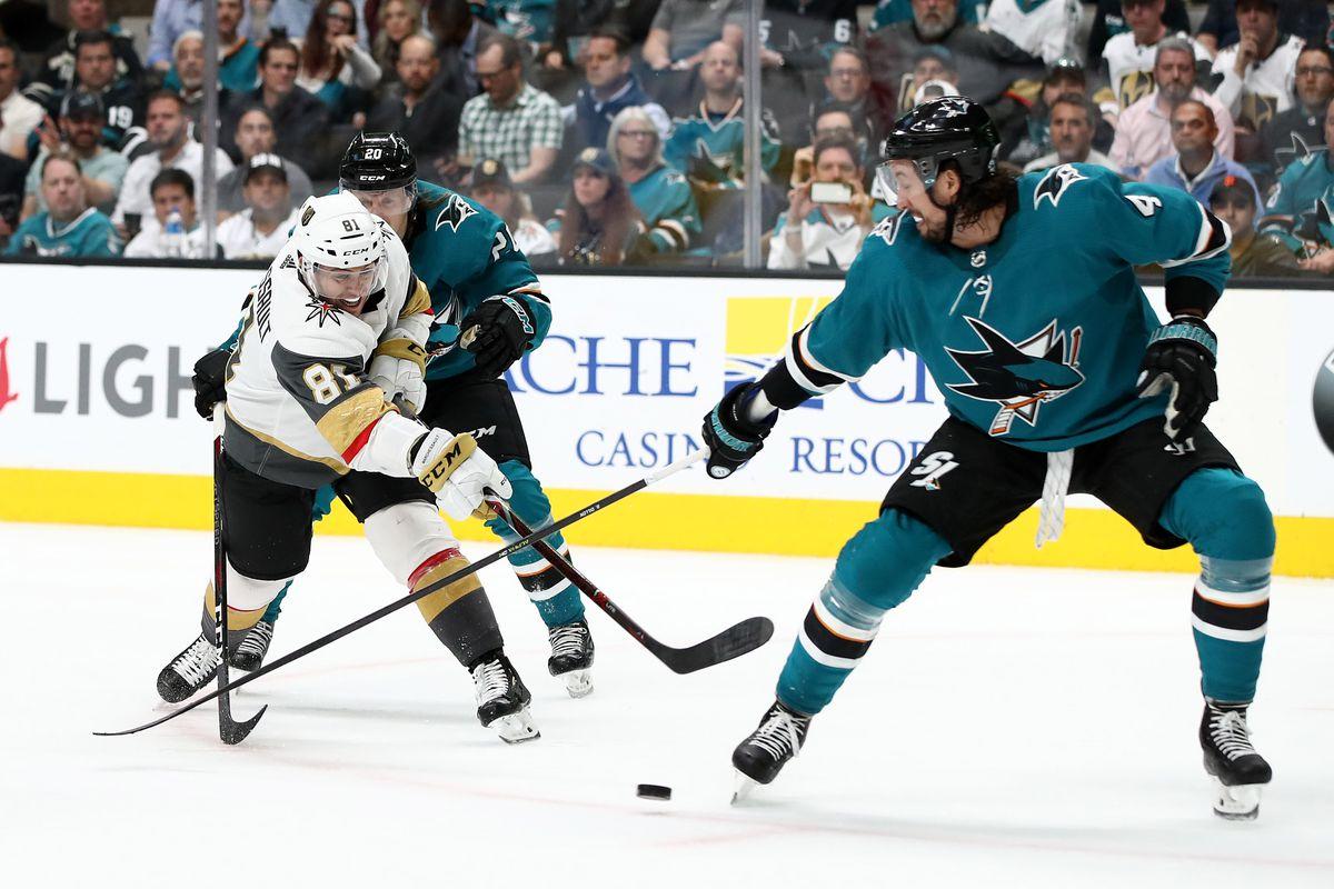Vegas Golden Knights v San Jose Sharks - Game Five