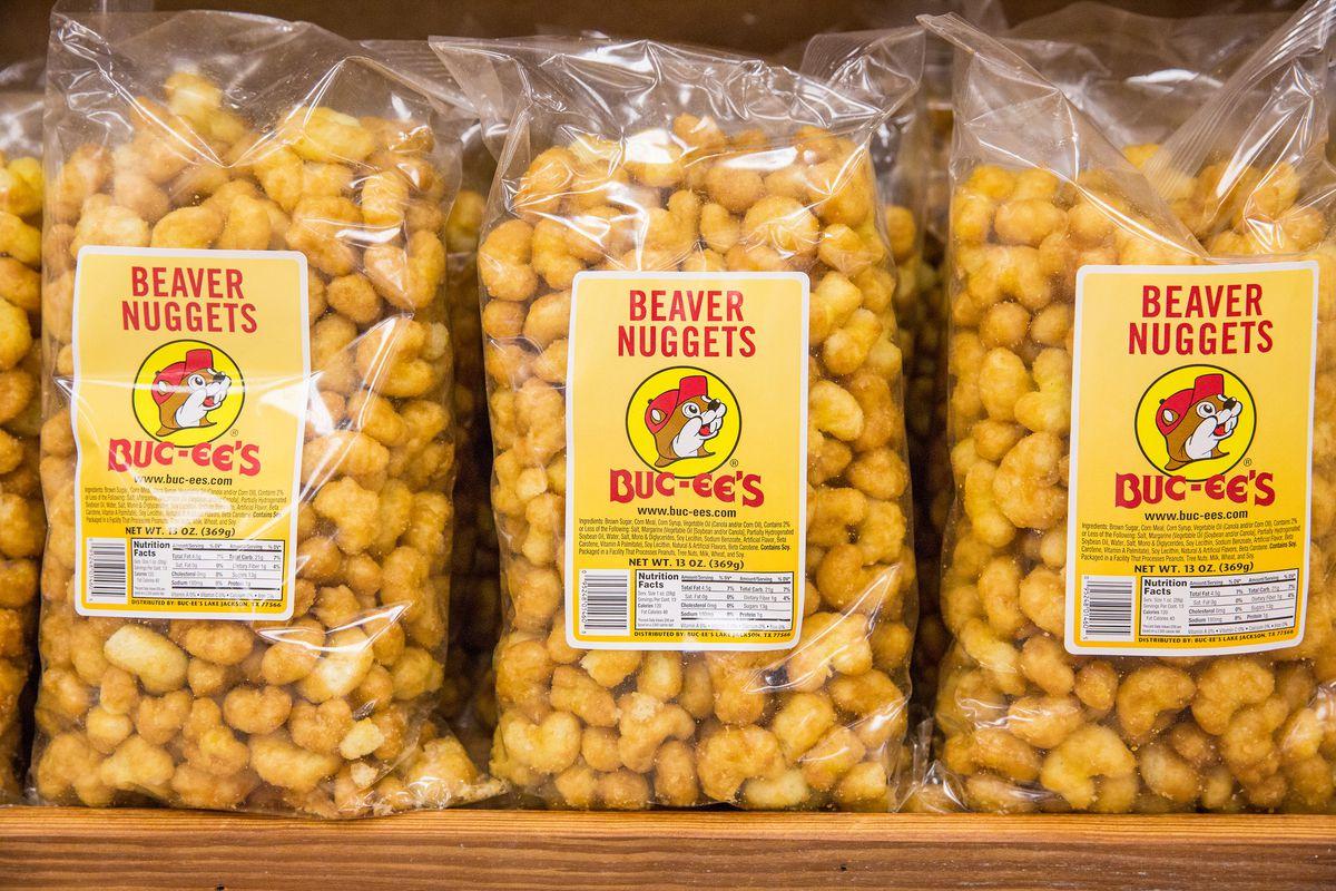 Beaver Nuggets.