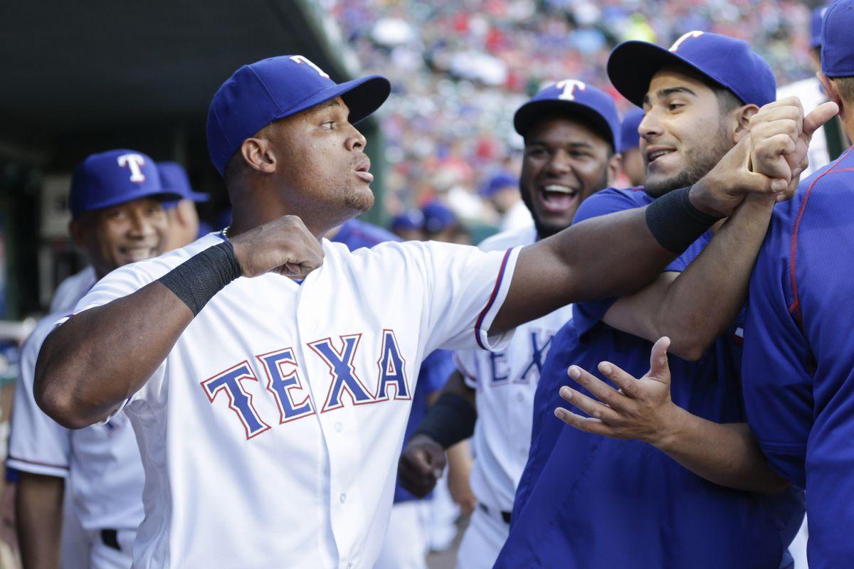 MLB: Pittsburgh Pirates at Texas Rangers