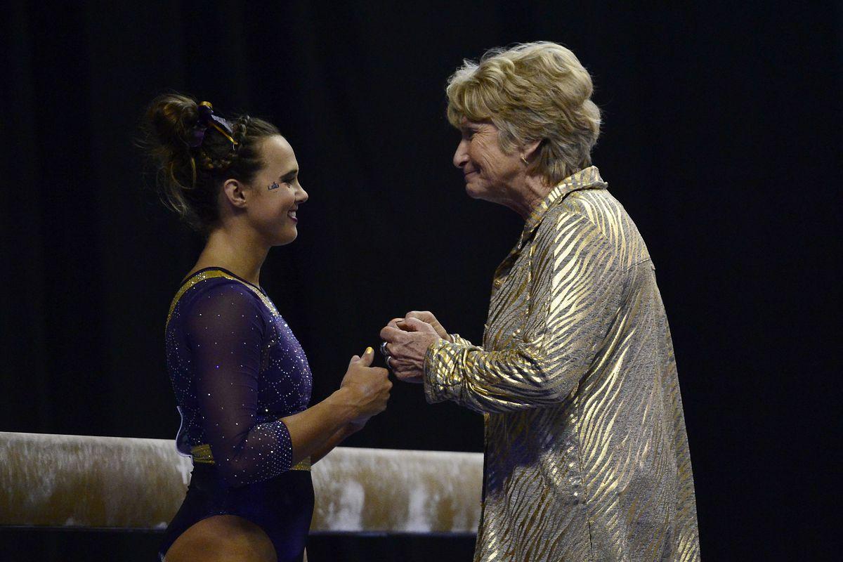 NCAA Gymnastics: Women's Gymnastics Championships