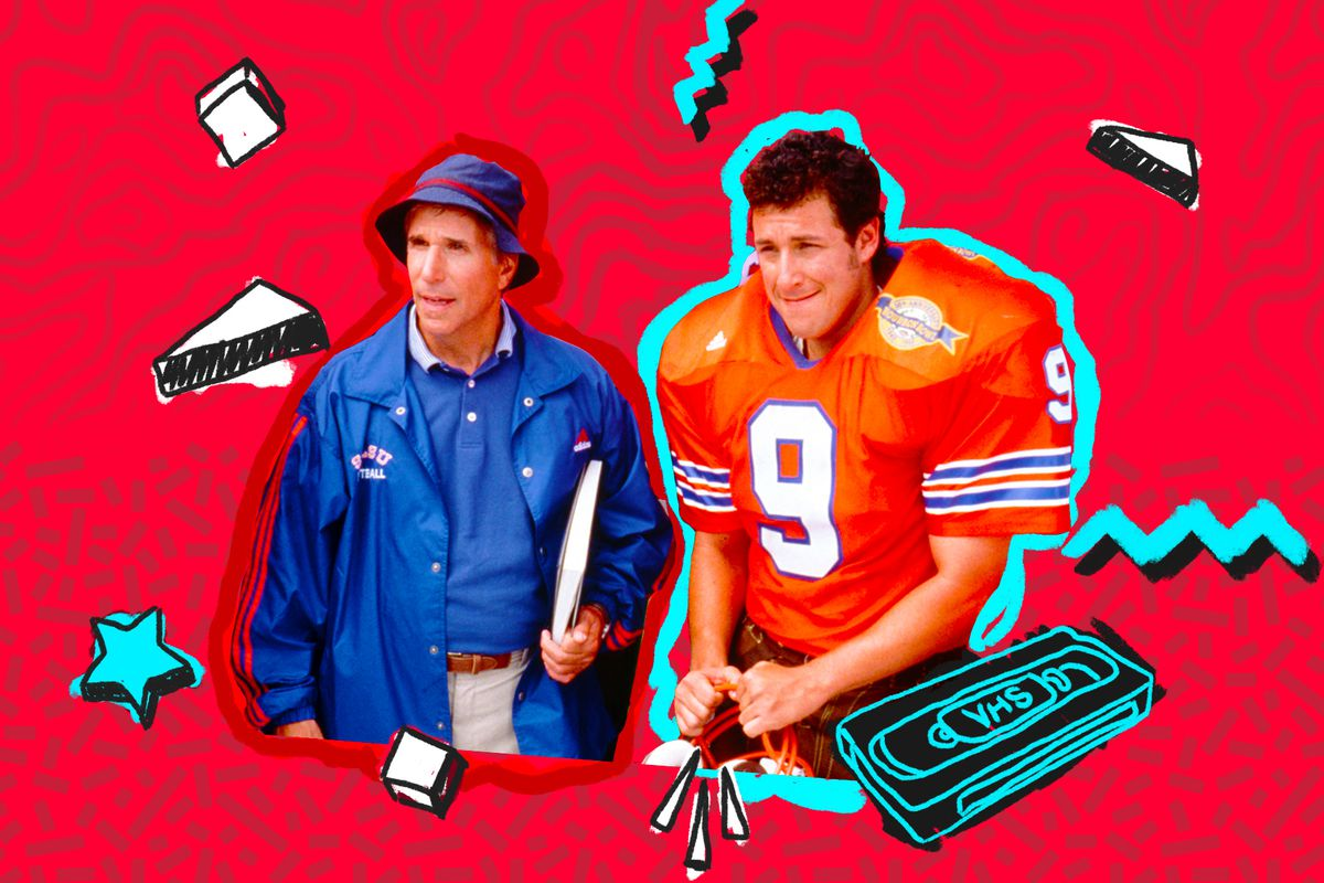 How The People Behind The Waterboy Created A Cult Classic