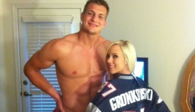 Gronk porn