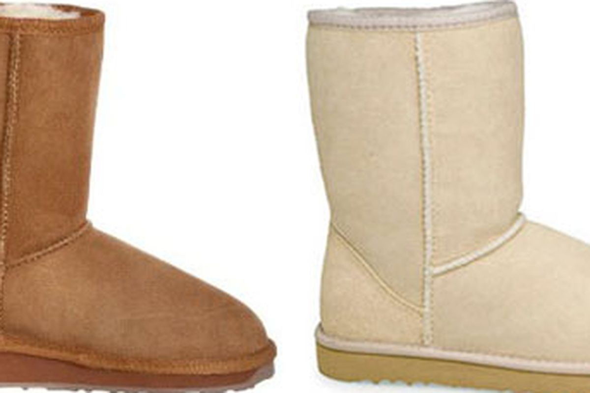 Your body knows the difference between fake UGGs and the real thing.