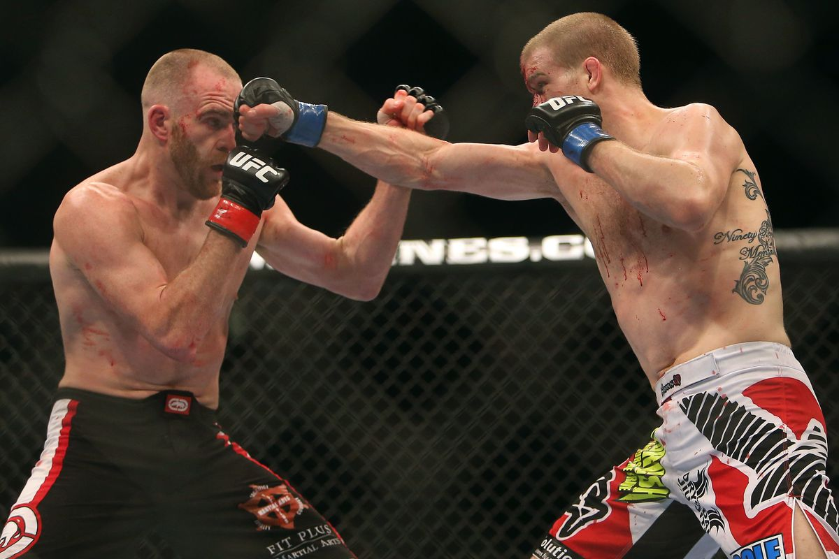 f319ac881b76 Scary report: UFC / MMA fighters 'on course to develop brain diseases  similar to boxers, pro wrestlers and football players'