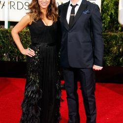 Susan and Robert Downey Jr.