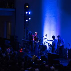 Deerhunter performs  Midwinter Festival on Feb.  16, 2019. | Max Herman/For the Sun-Times