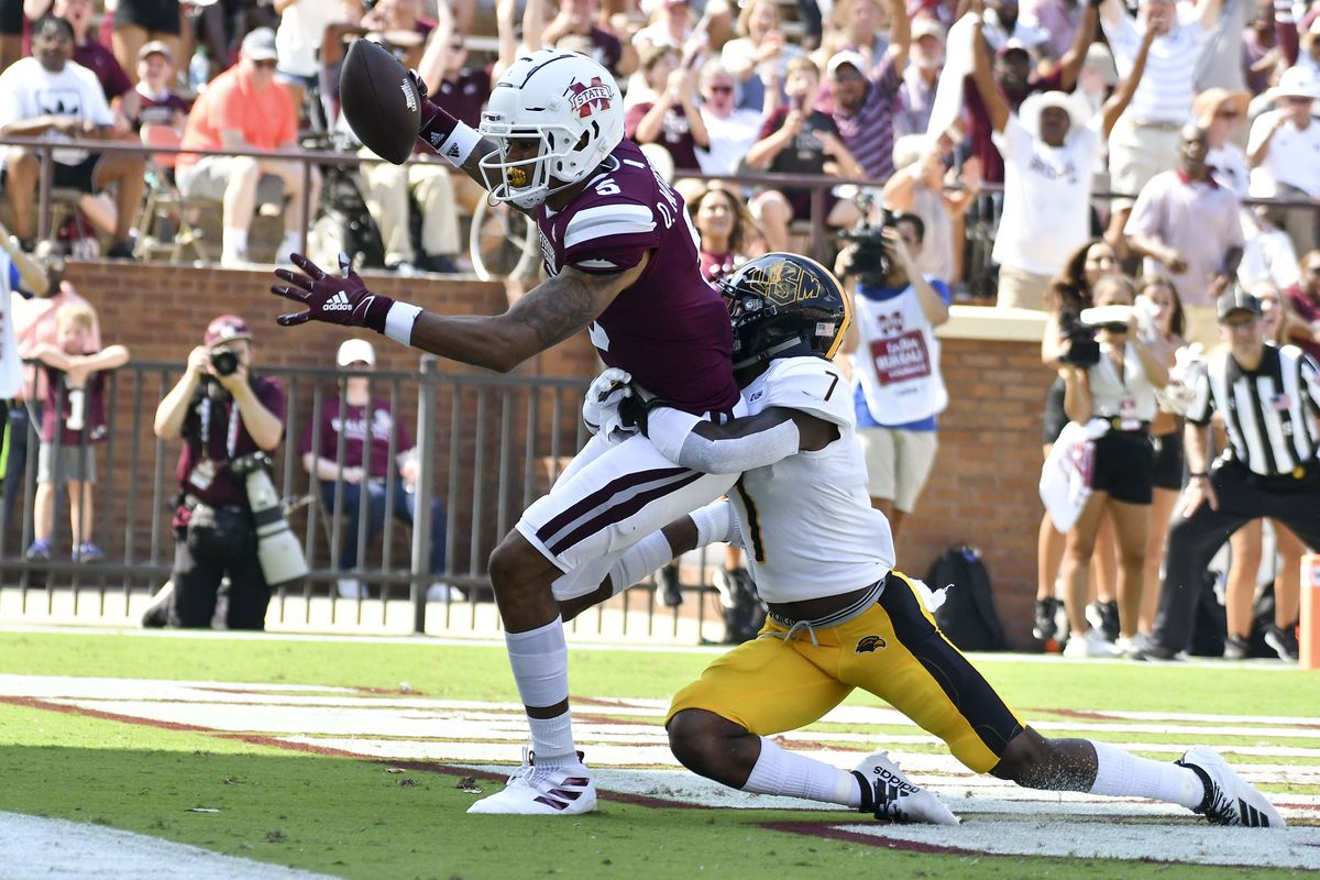 Is Osirus Mitchell the answer for Mississippi State's offense?
