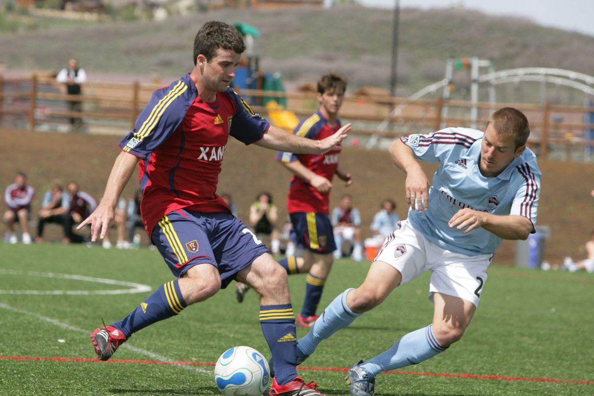 MLS - Colorado Rapids vs Real Salt Lake - May 1, 2007