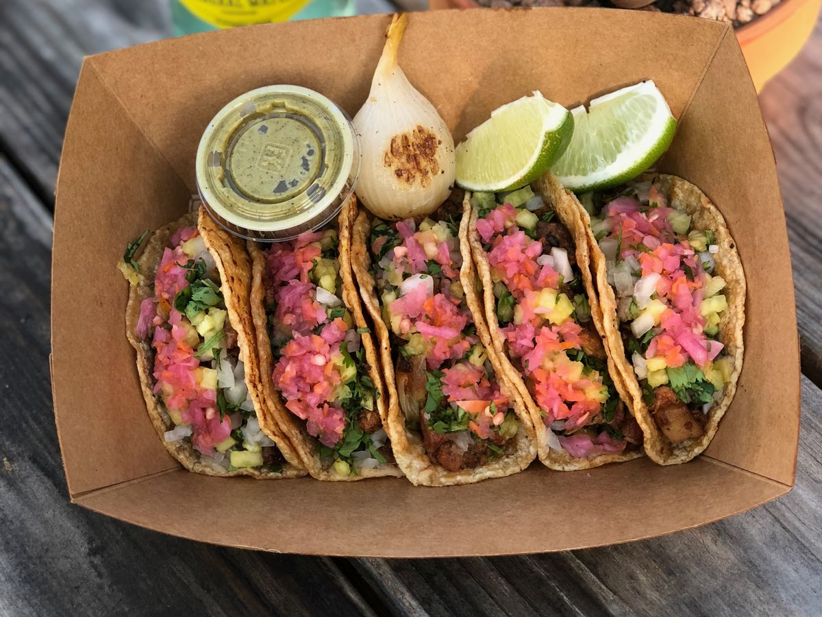 13 Best Tacos In Austin Eater Austin