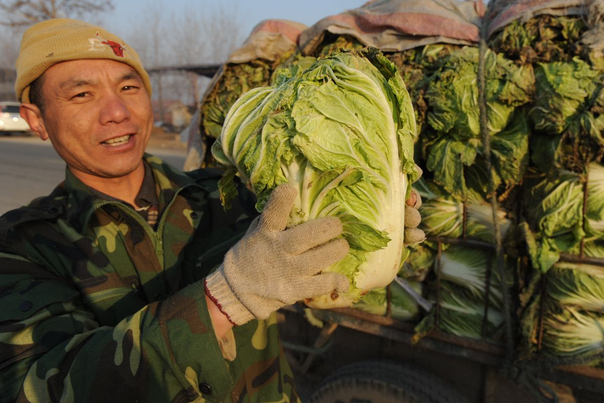 China's Farm Produce Prices Continue To Rise