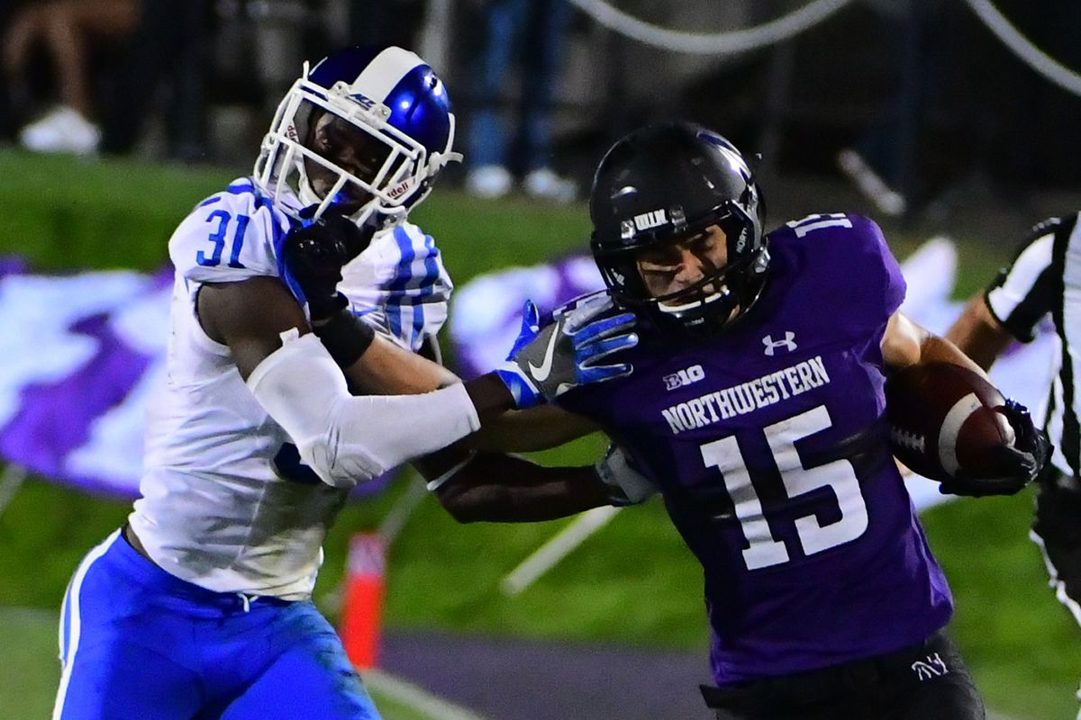 Know Your 2017 Northwestern Football Opponent Week 2 Duke Inside Nu