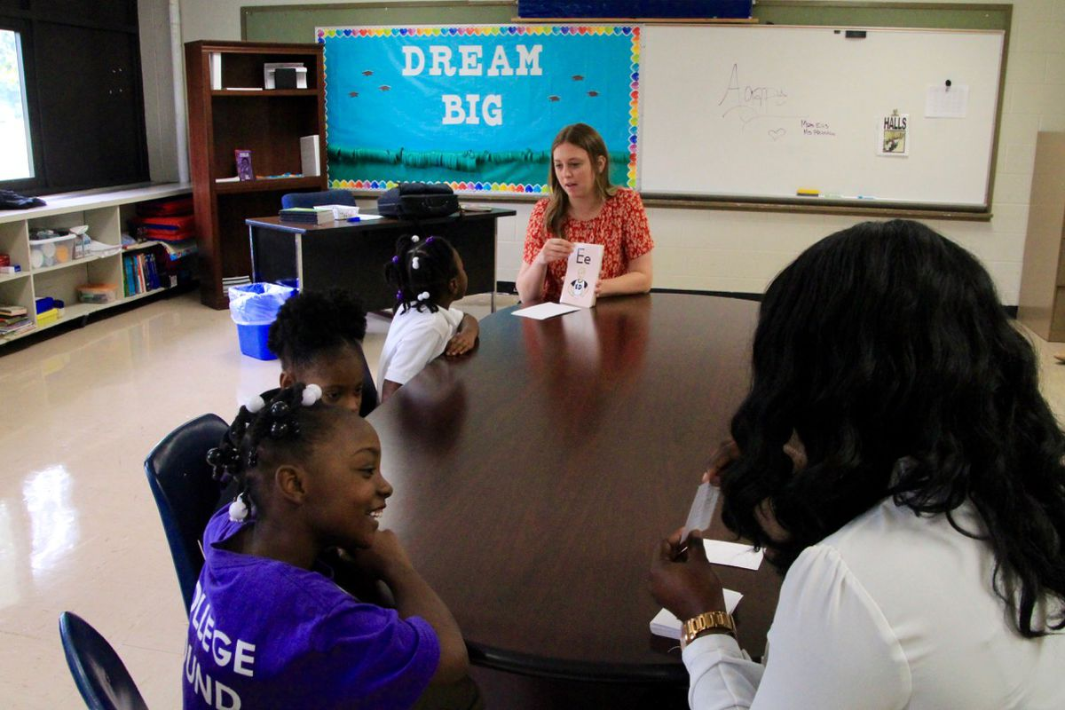 Agape, Whitney Elementary, Memphis