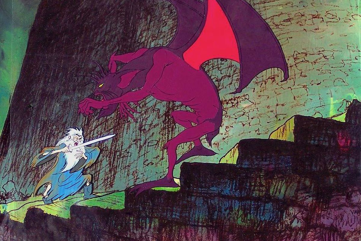 ralph bakshi s son discovers lost footage from lord of the rings