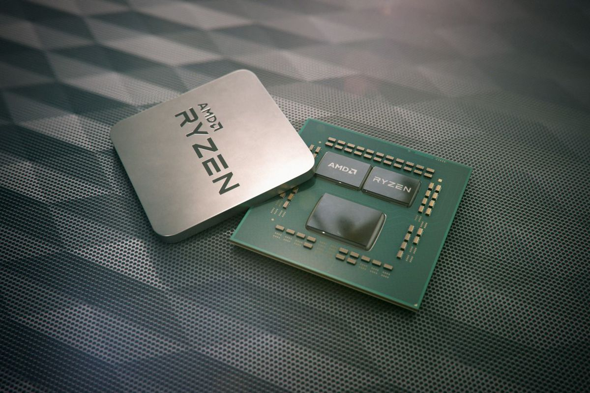 Amd Blows Minds With A 16 Core 7nm Gaming Cpu That Works Like Any Other Ryzen The Verge