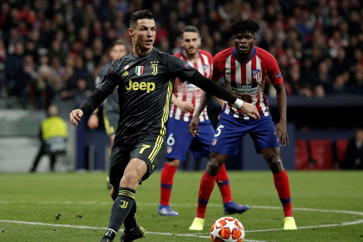 Image result for juventus vs atletico madrid