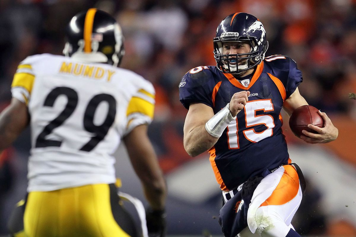 Tim Tebow (GettyImages)