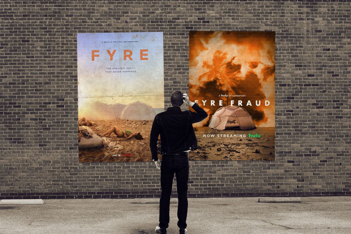 Fyre Fight: The Inside Story of How We Got Two Warring Fyre Festival