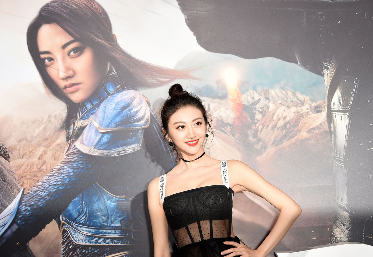 Jing Tian (GettyImages)
