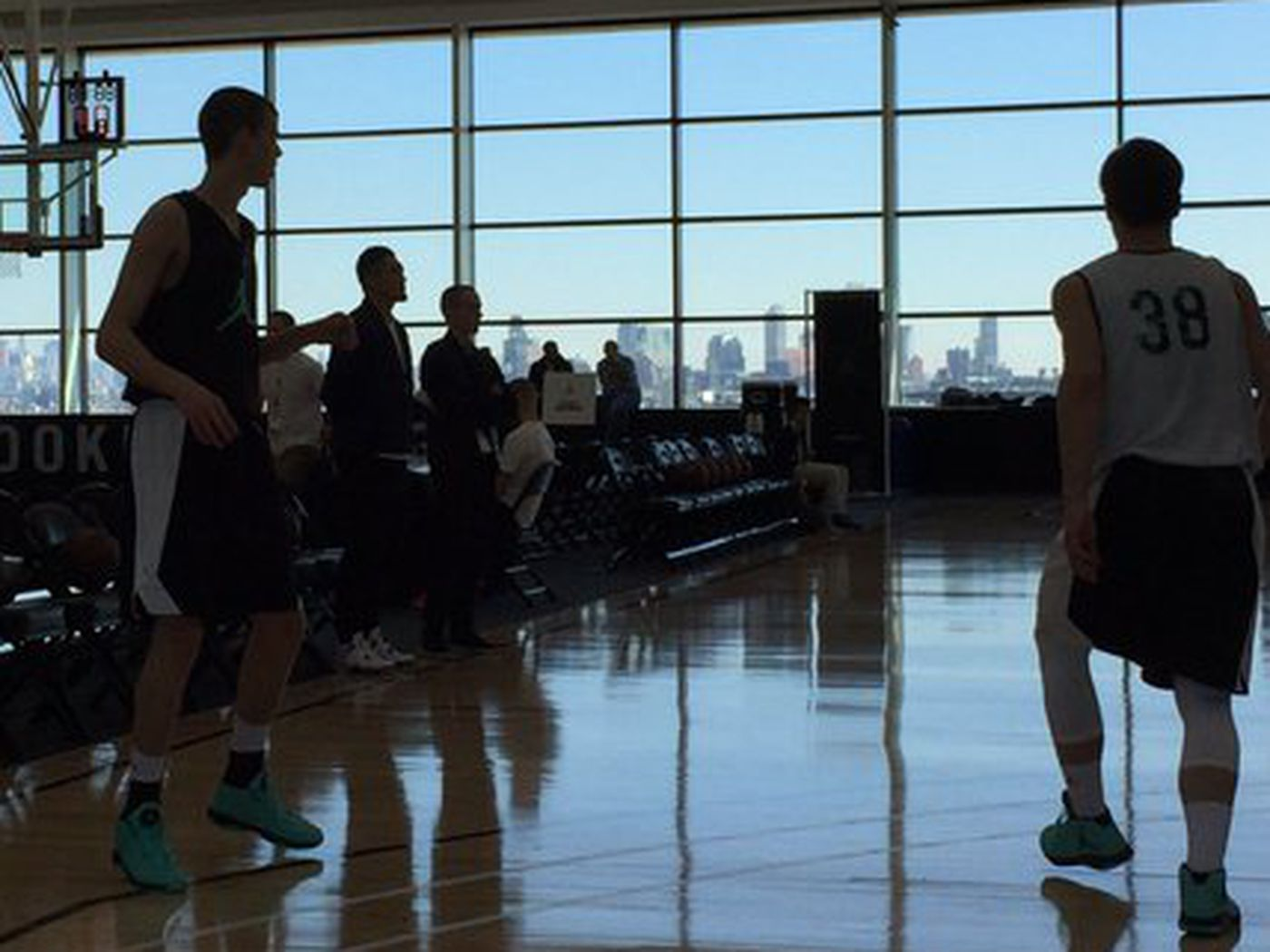 f1195b3a2ee Nets News and Notes from Jordan Brand Classic at Barclays Center - NetsDaily